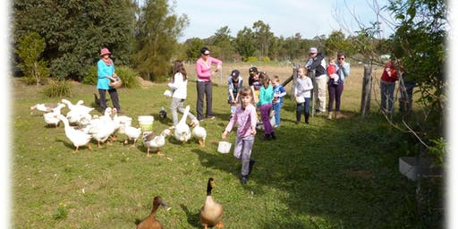 Mums and Bubs Farm Tour (Friday)