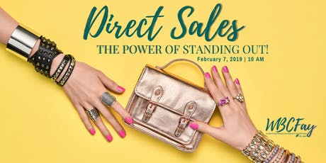 Direct Sales - The Power Of Standing Out tickets