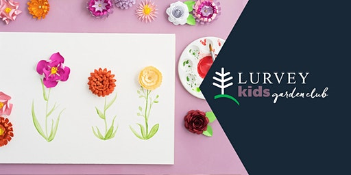 KIDS GARDEN CLUB: Bring Out Your Inner Artist