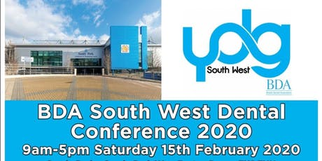 BDA South West Dental Conference 2020 tickets