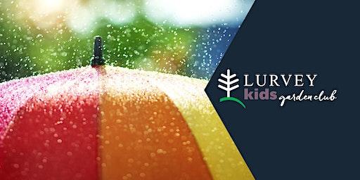 KIDS GARDEN CLUB: Chain the Rain, Catch the Sun