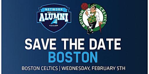 AE Alumni Network Event - Boston Celtics Game