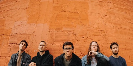 Knuckle Puck - SOLD OUT @ Barracuda