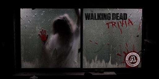 Arooga's Warwick 'The Walking Dead' Trivia Night - Win Great Prizes
