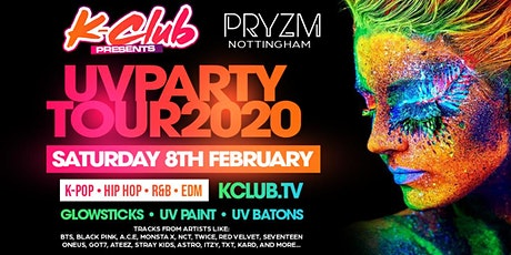 K-Club presents... The K-POP UV PARTY UK Tour | Nottingham tickets