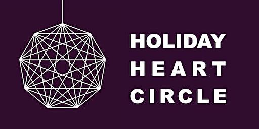 Holiday Heart Circle