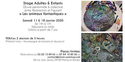 Stage d'Arts Plastiques > Les animaux fantastiques !