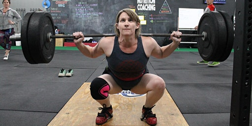 Back Squat Clinic with Hip Health