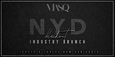 NYD Brunch- MASQ at Hubbard Inn