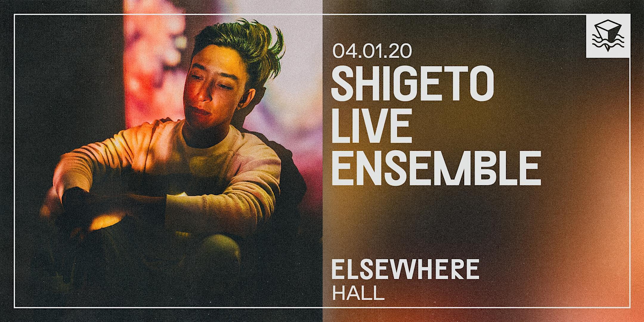 Shigeto Live Ensemble