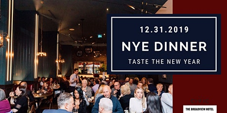 NYE at The Civic Restaurant tickets
