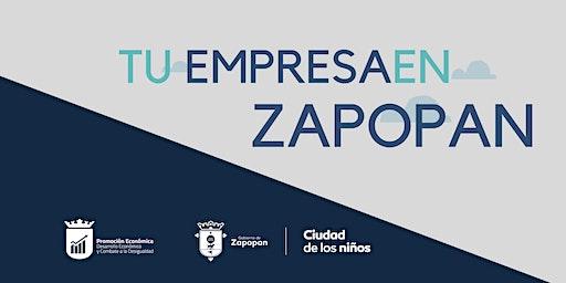 "Sesión Informativa ""Tu Empresa en Zapopan"""