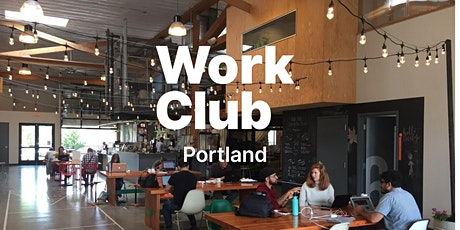 Work Club @ Elevator Cafe (Portland | SE ) tickets