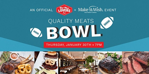 Red Meat Lovers Club Presents Quality Meats and Beyond for Make-A-Wish SFL