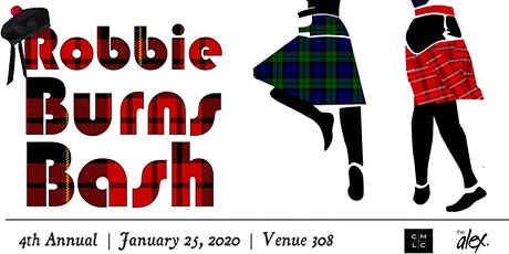 Robbie Burns Bash 2020 tickets