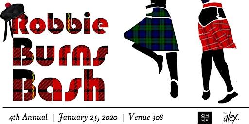 Robbie Burns Bash 2020