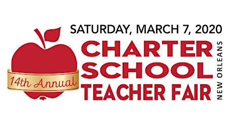 14th Annual Charter School Teacher Fair Applicant Registration 2020 tickets