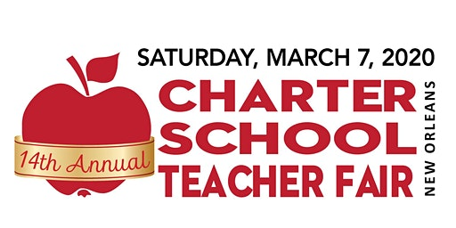 14th Annual Charter School Teacher Fair Applicant Registration 2020