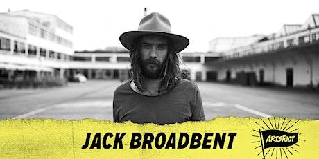 Jack Broadbent tickets
