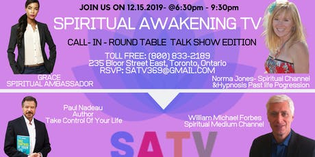 Spiritual Awakening Conversation tickets