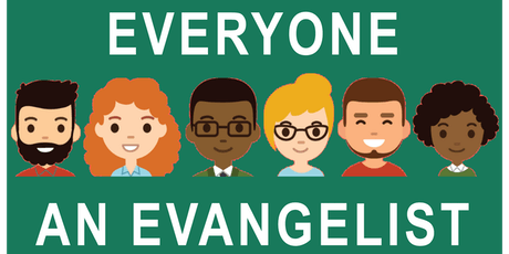 Everyone An Evangelist tickets