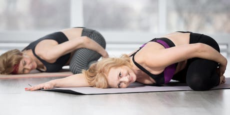 Yin Yoga for Digestion tickets