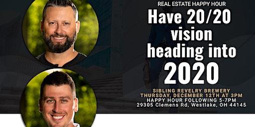 EXPERT MENTORS LIVE- Real Estate Happy Hour - LAST CALL