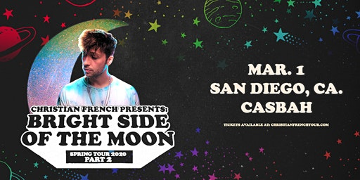 Christian French: Bright Side of the Moon Tour Part 2 with Rence