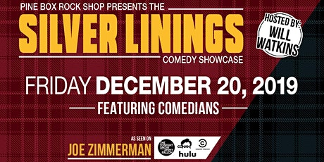 Silver Linings Comedy Show tickets