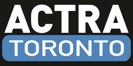 ACTRA Toronto FMBG panel -  Demystifying Voice Work tickets