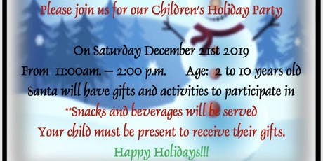 The Brooklyn Bank Holiday Toy Drive tickets