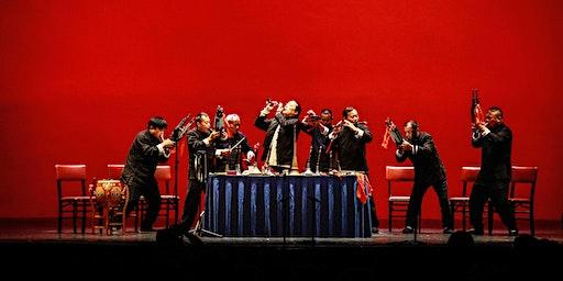 Chinese Lantern Festival:  Zhou Family Band