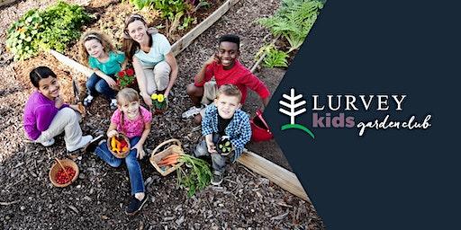 KIDS GARDEN CLUB: Harvest Party