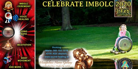 IMBOLC-CELEBRATION SOUND, DANCE HEALING WORKSHOP tickets