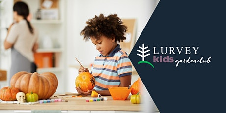 KIDS GARDEN CLUB: Party Pumpkins tickets