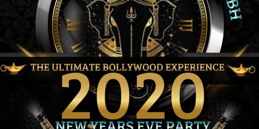 BOLLYWOOD NYE PARTY