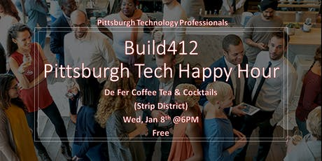 Pittsburgh Tech Happy Hour - January tickets