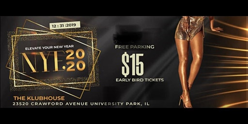 NYE at University Park Club House - Klubhouse