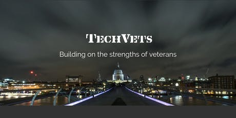 """TechVets West Midlands Chapter """"Meet and Mingle"""" tickets"""
