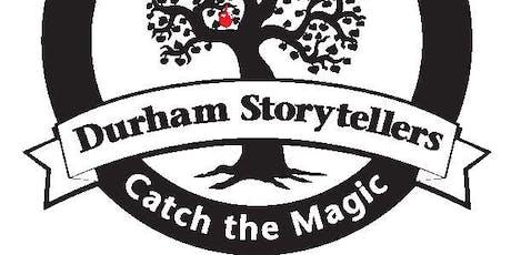 Durham Storytellers Holiday Gathering tickets