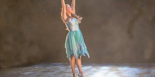 YouSchool- Beginner Lyrical Ballet 6yrs & up *45min Class