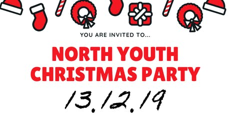 North Youth Christmas Party tickets