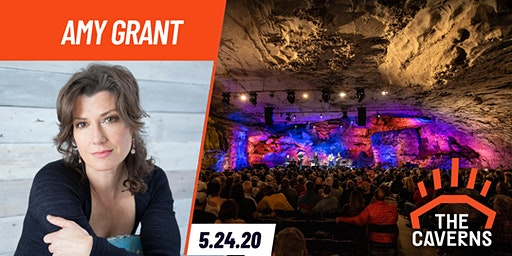 Amy Grant in The Caverns