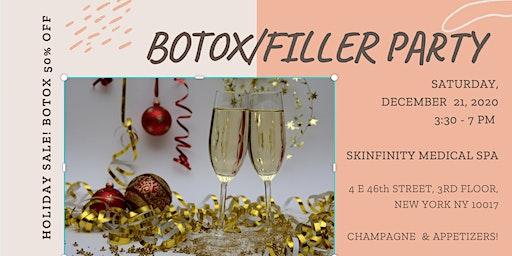 Botox / Filler Christmas Party