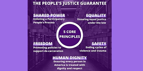 Equity Agenda: The People's Justice Guarantee Resolution  tickets