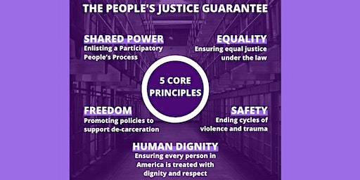 Equity Agenda: The People's Justice Guarantee Resolution