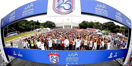 Maratona de São Paulo 2020 - Inscrições