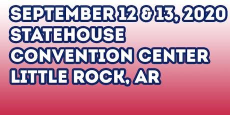 Arkansas Comic Con 2020 tickets