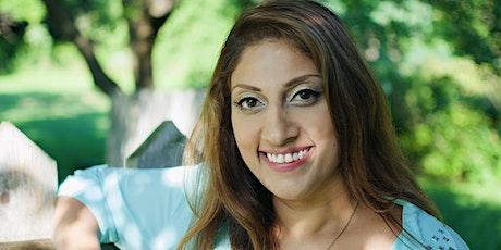 Nadiya Shah in NYC! The Divine Meeting of Jupiter & Saturn in 2020 tickets