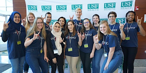 2020 USF Health & HOSA Healthcare Expo